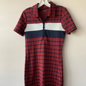 Tory Burch Sport red tennis or everyday dress XS